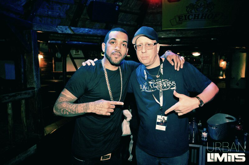 Myami Club Bern with Lloyd Banks (USA)