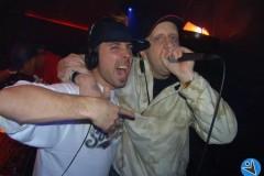old shot with dj erox thun city!!