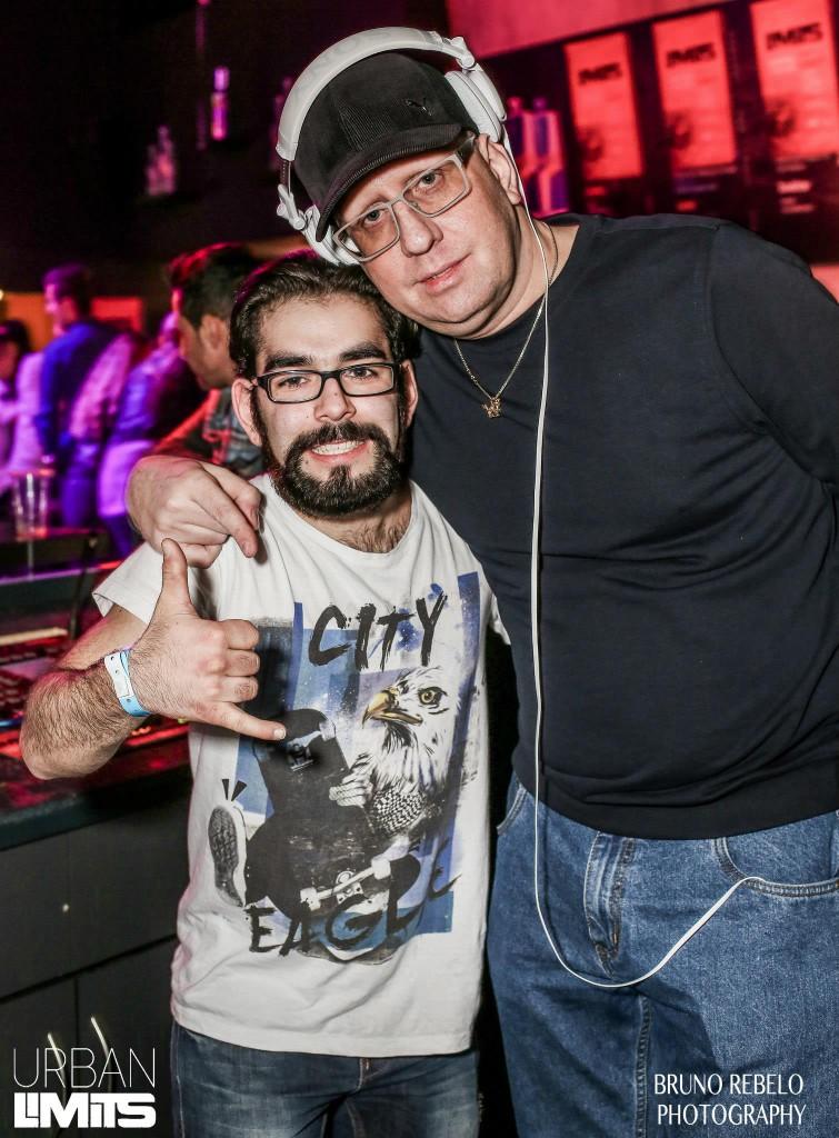 with DJ NOB