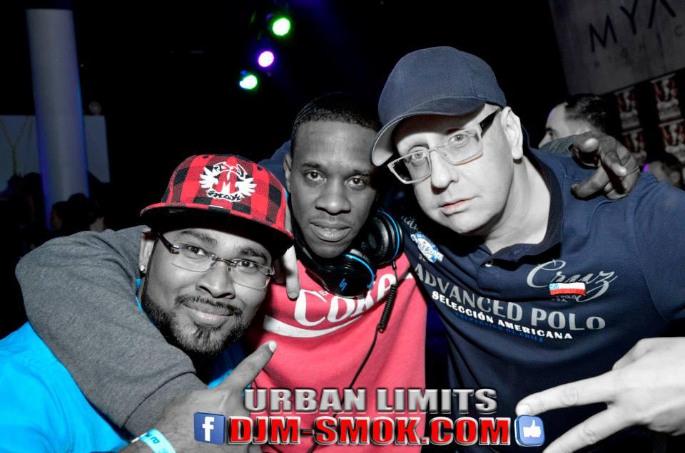 Myami Club Bern with USA DJ