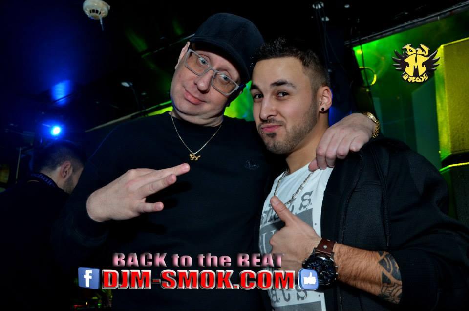 with DJ Friend