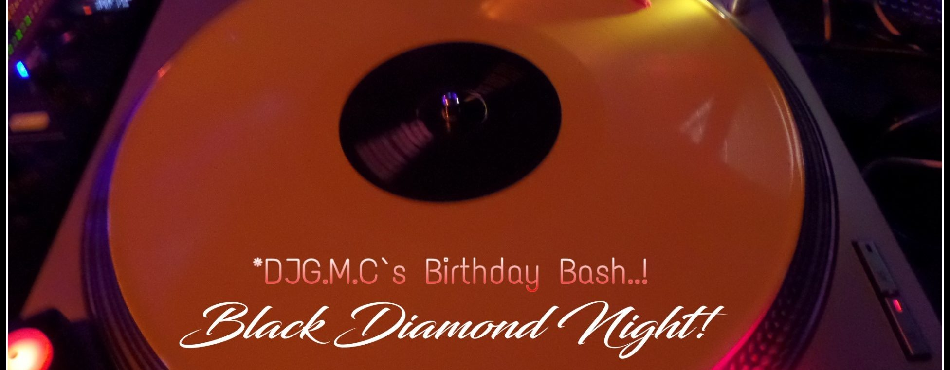 Black Diamond Night! - For Real...!