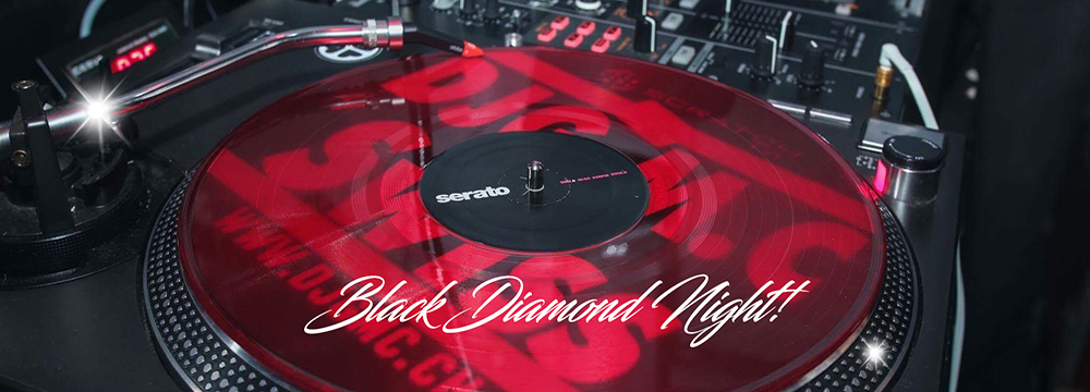 @Black Diamond Night!